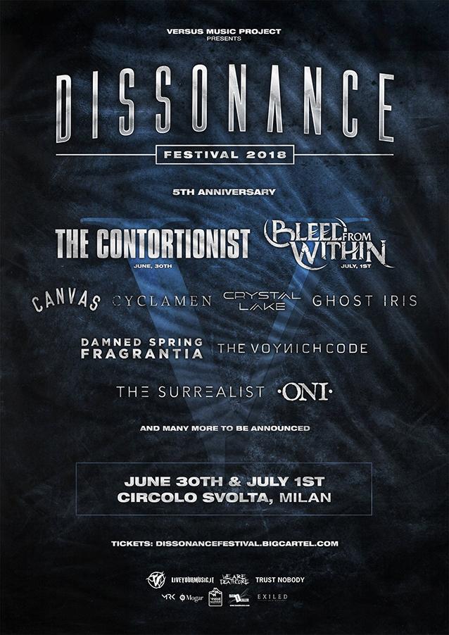 Dissonance Festival 2018