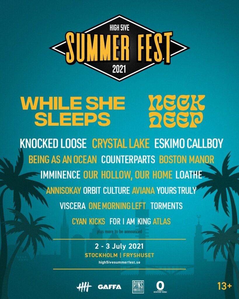 High 5ive Summer Fest 2021