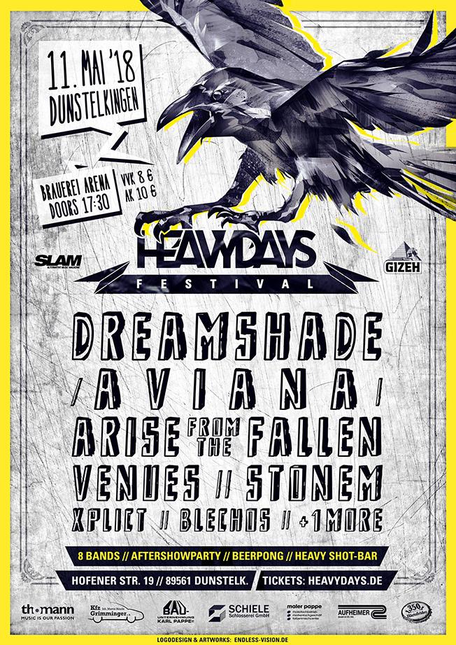 HeavyDays Festival 2018