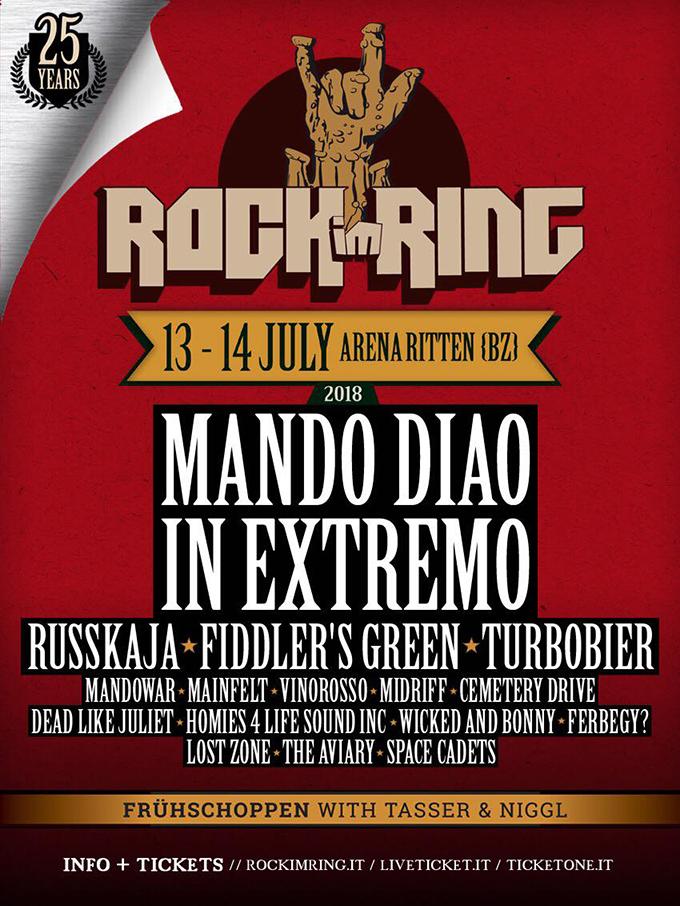 Rock Im Ring 2018