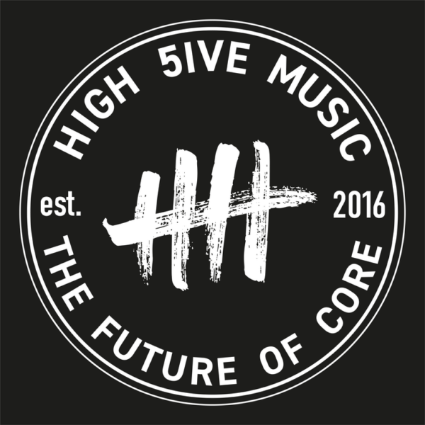 High 5ive music t-shirt