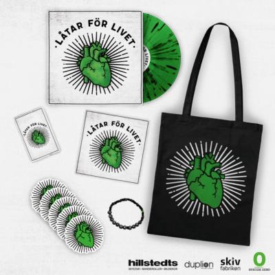 Super Bundle Låtar För Livet - Till Förmån För Suicide Zero (Limited Edition) (PRE-ORDER)