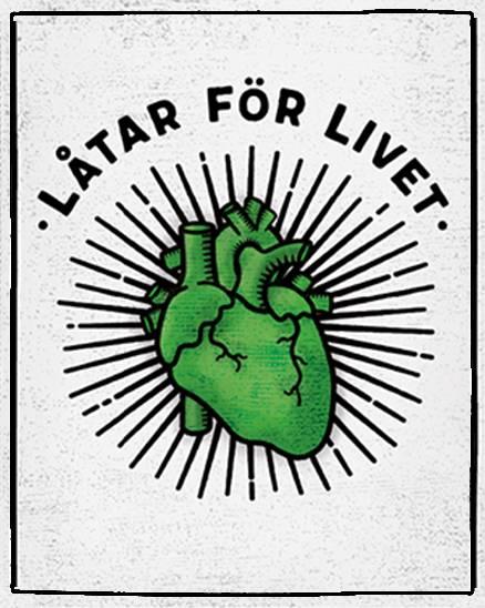 Låtar För Livet Poster