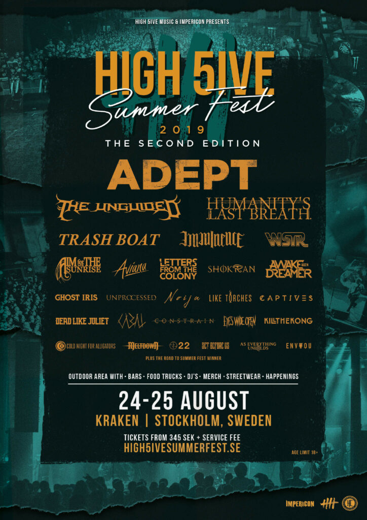 High 5ive Summer Fest 2019