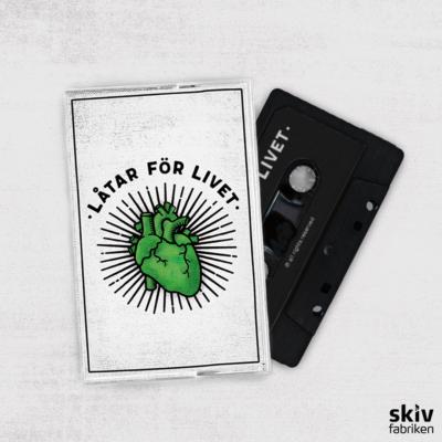 Kassettband Låtar För Livet - Till Förmån För Suicide Zero (Limited Edition) (PRE-ORDER)