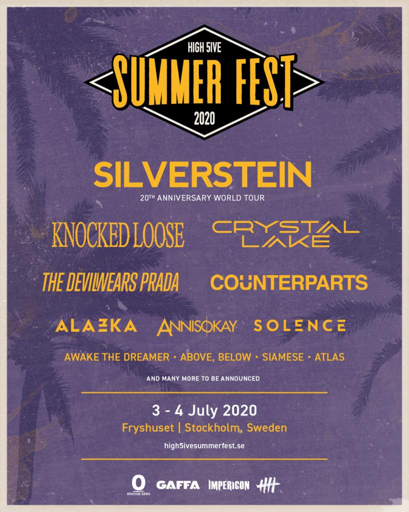 High 5ive Summer Fest 2020